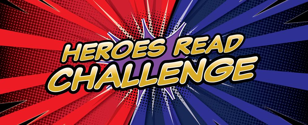 Heroes Read Challenge