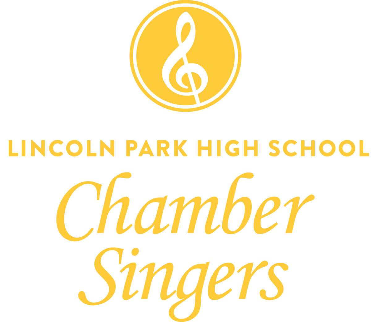 Chamber Singers Gold