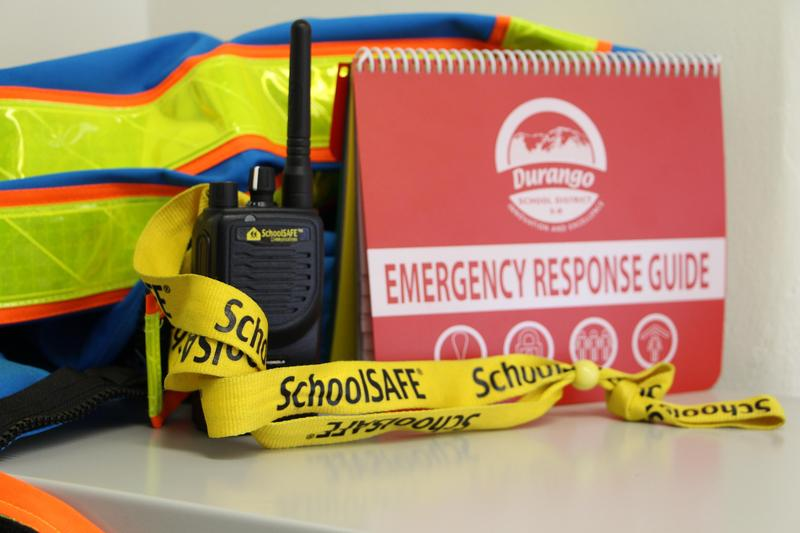 School Safety items.