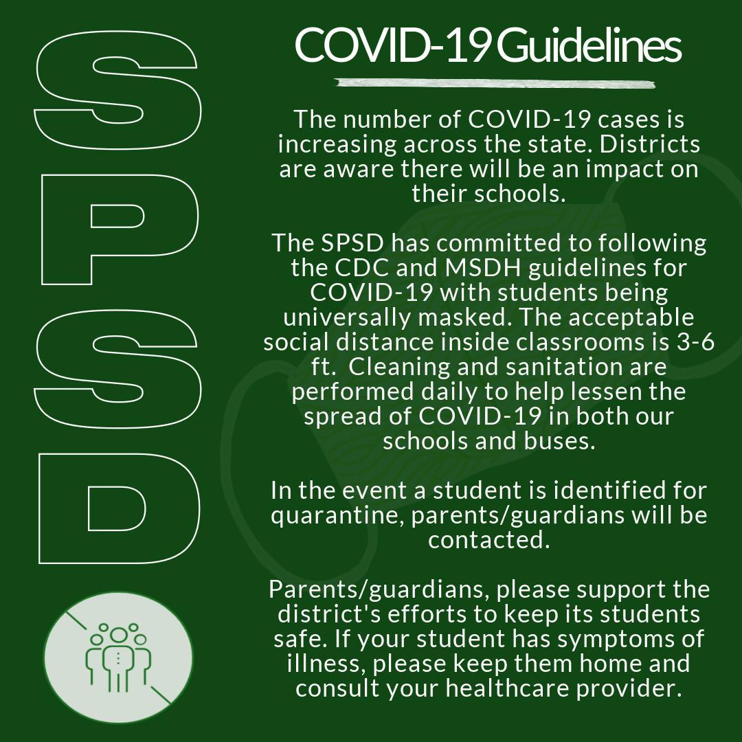 SPSD COVID-A9 GUIDELINES
