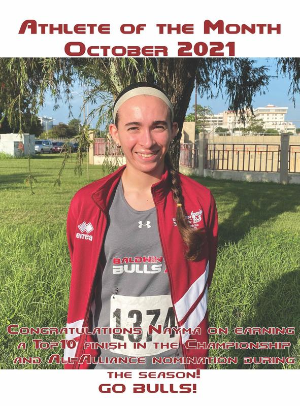 Athlete of the Month! Featured Photo