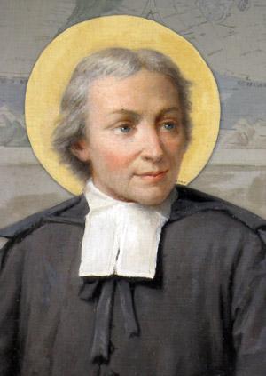 portrait of st john baptist de la salle