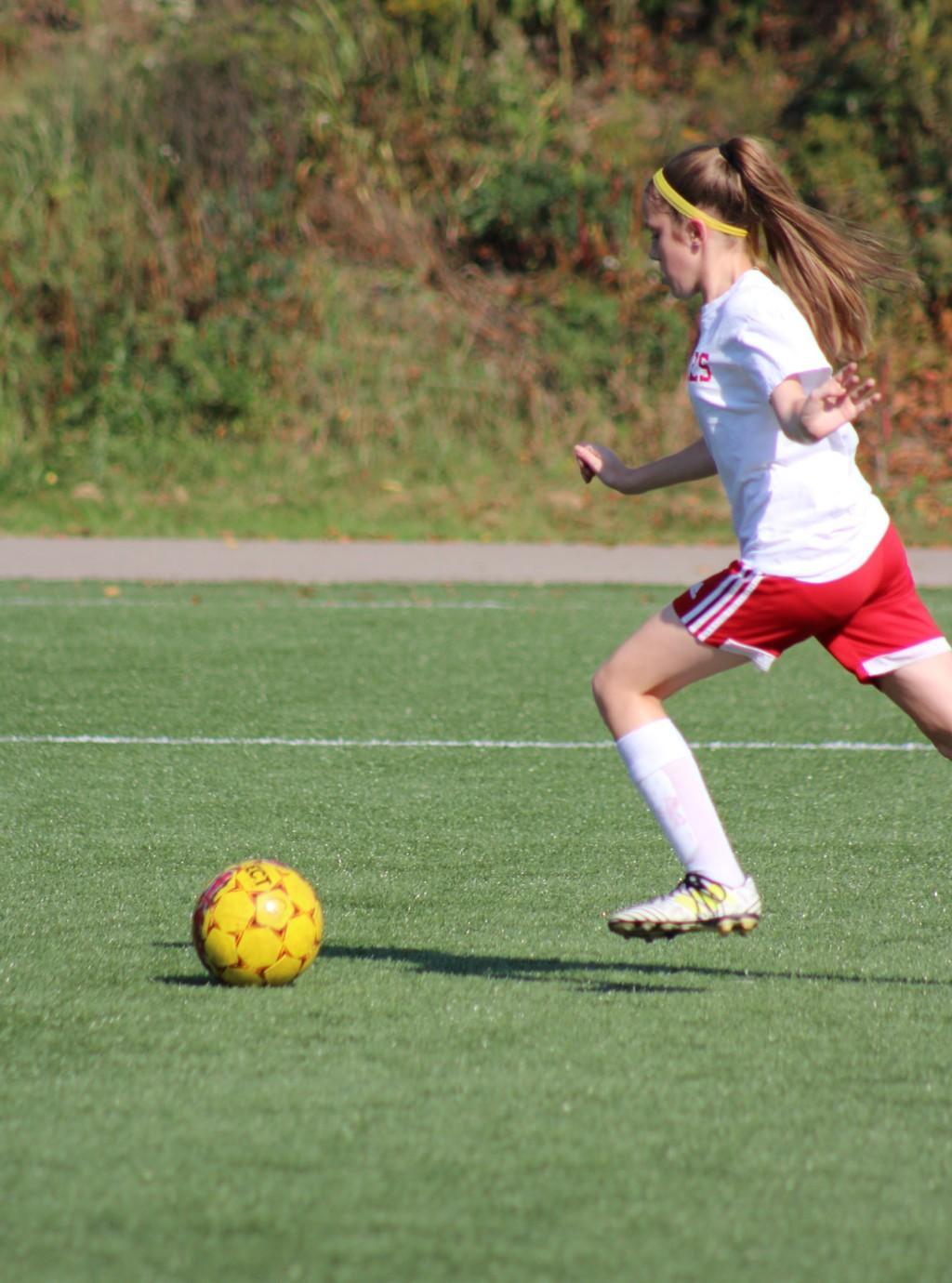 LMS Girls Soccer vs Armstrong-092717