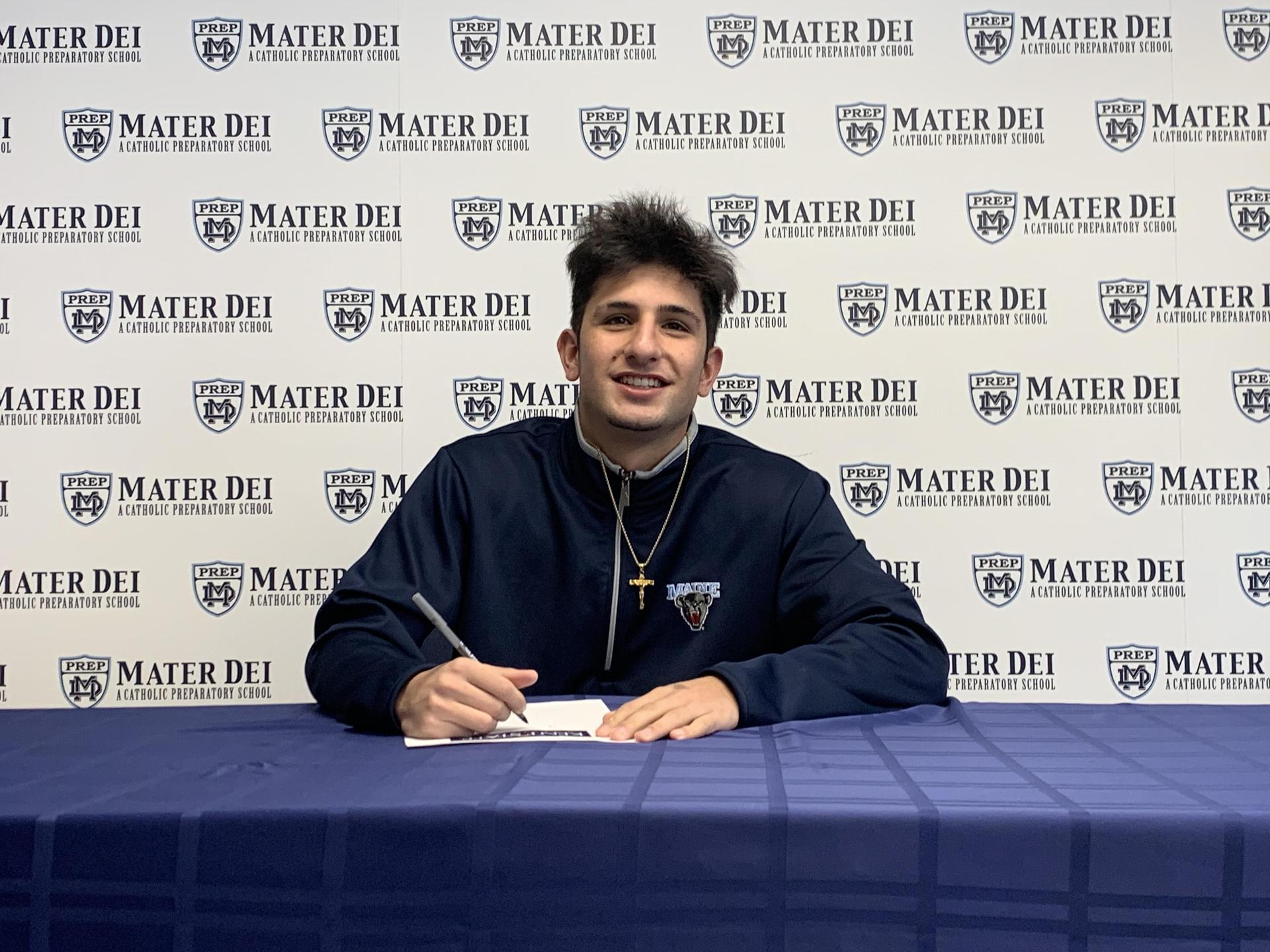 football signing