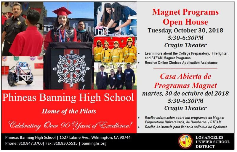 Magnet Programs Open House Featured Photo