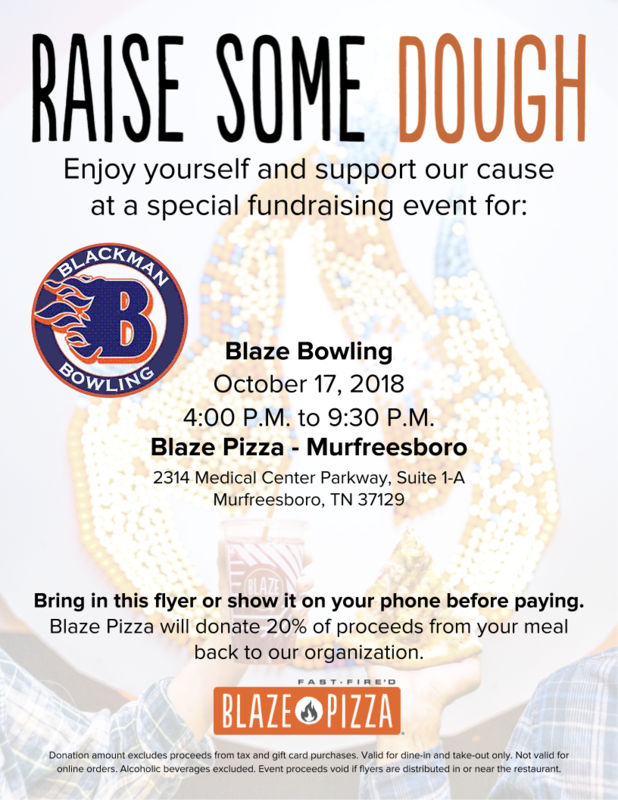 support blaze bowling