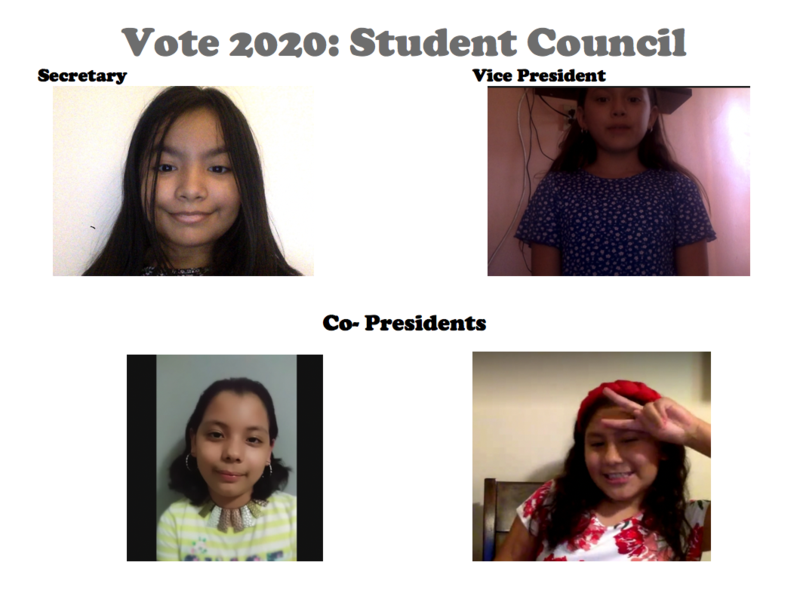 Vote 2020: Student Council Featured Photo