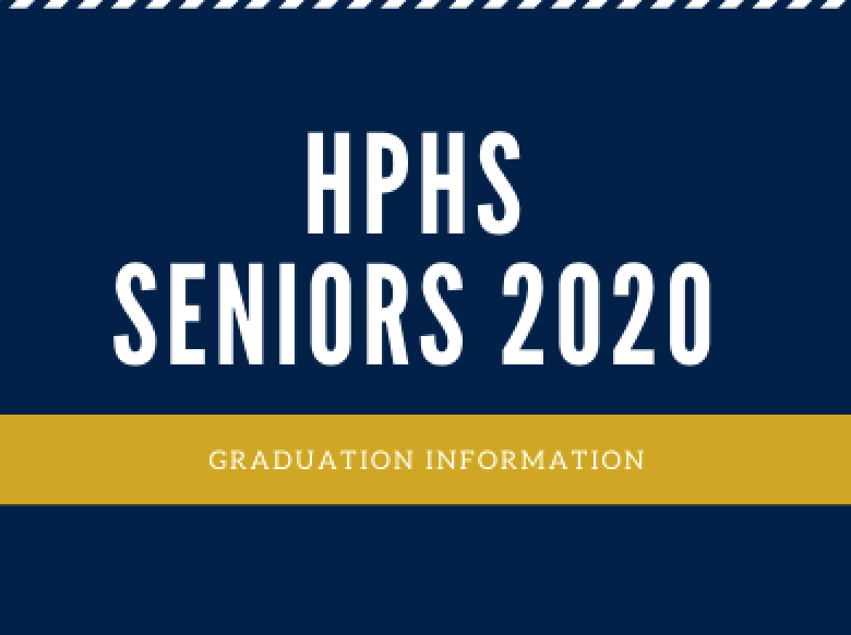 HPHS Commencement to be held June 5 Featured Photo