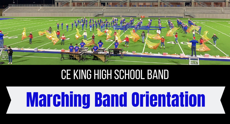 KHS Band Orientation Featured Photo