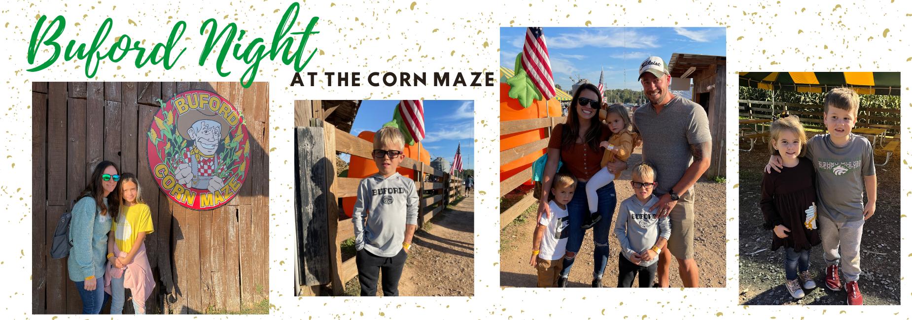 Buford Corn Maze 2