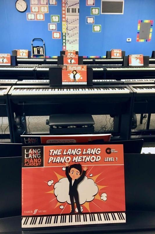 Piano Lab Curriculum