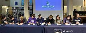 National Letters of Intent signings