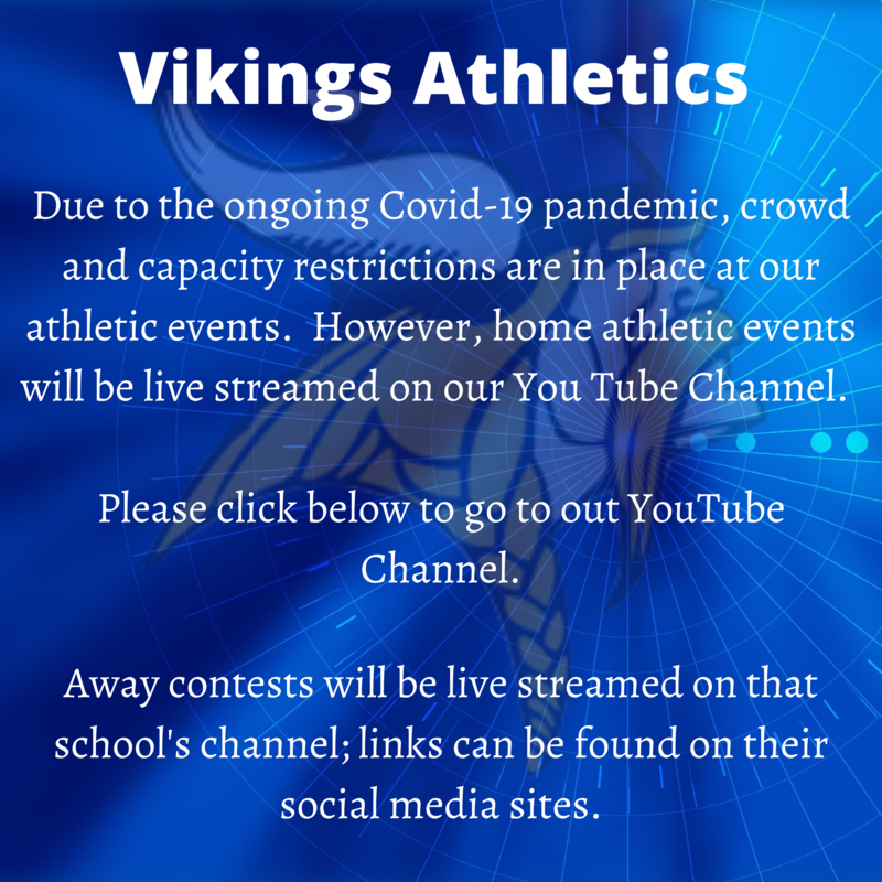 vikings athletics YouTube channel