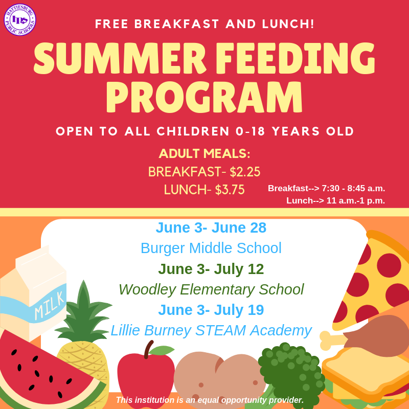 Summer Feeding Program Featured Photo