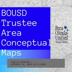 trustee area maps