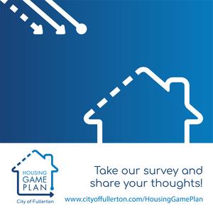 Housing Game Plan survey icon