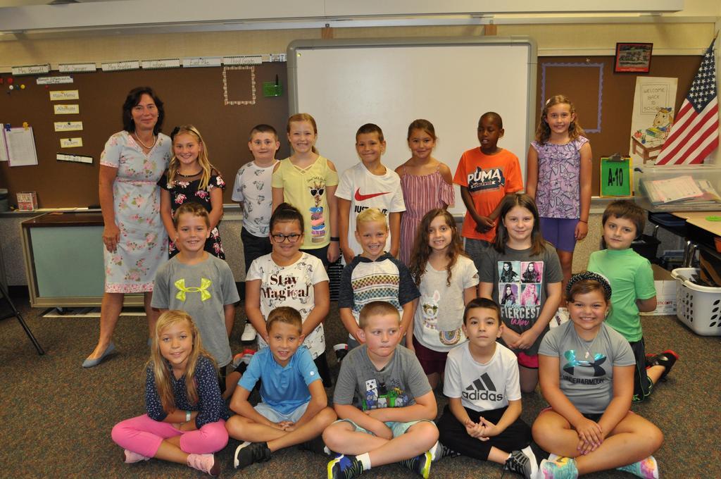 Mrs. Bennett's 3rd grade
