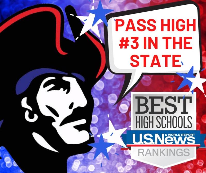 PCHS no.3 in the State.