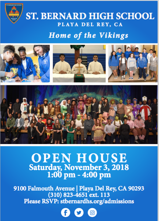 Open House 2018 Featured Photo
