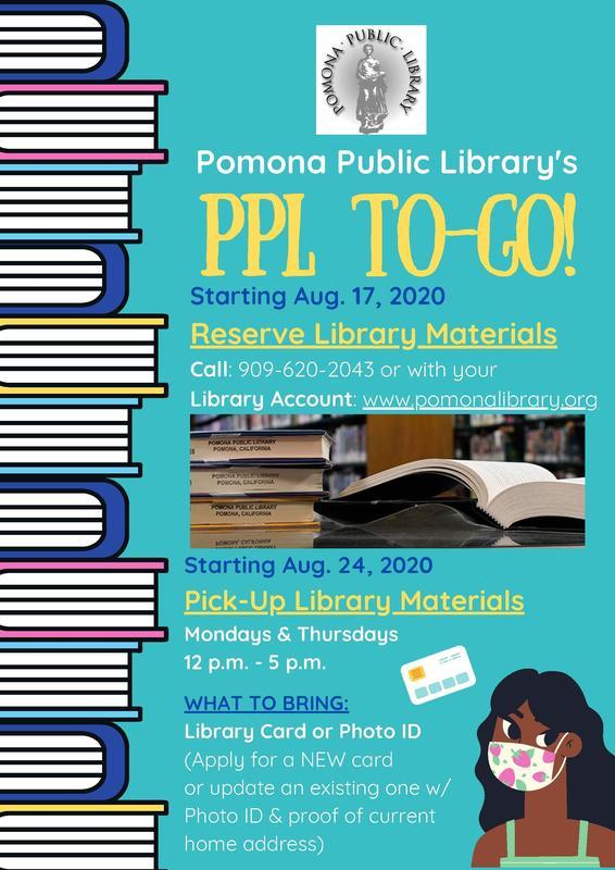 Pomona Public Library