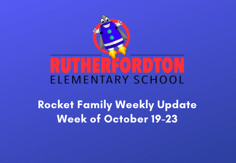 Rocket Family Weekly Update - October 19-23 Featured Photo