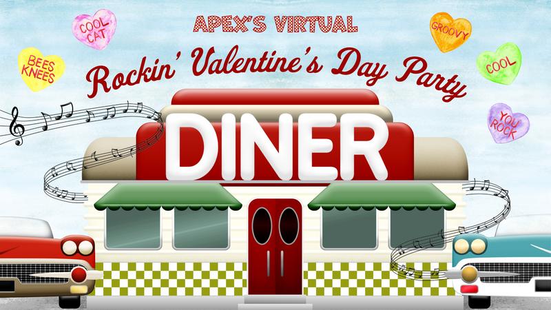 valentine day graphic