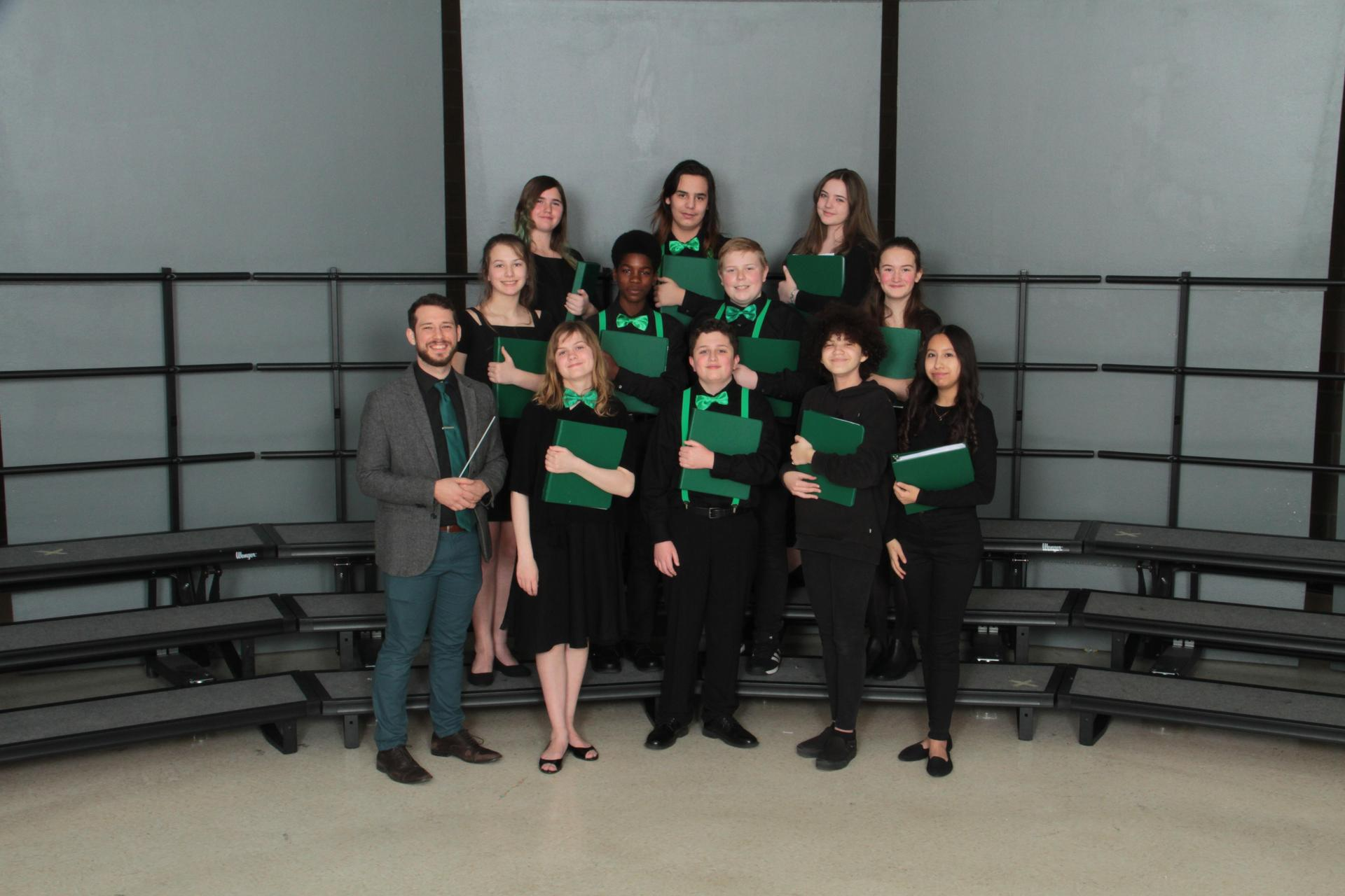 Chamber Chorale - Y Day