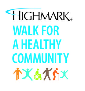Highmark Walk for a Healthy Community Logo