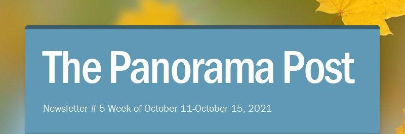 Panorama COS POST (Newsletter - October) Featured Photo