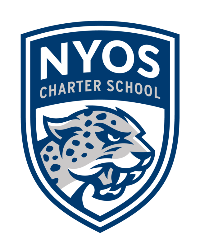 Athletics logo, which is a navy blue and white crest with the words