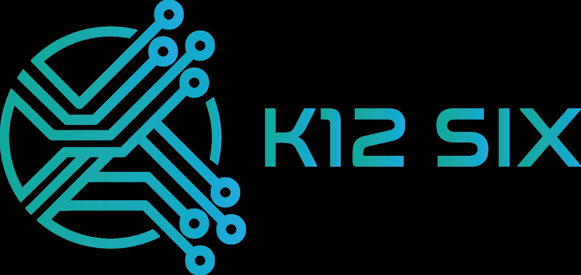 K12 SIX Logo