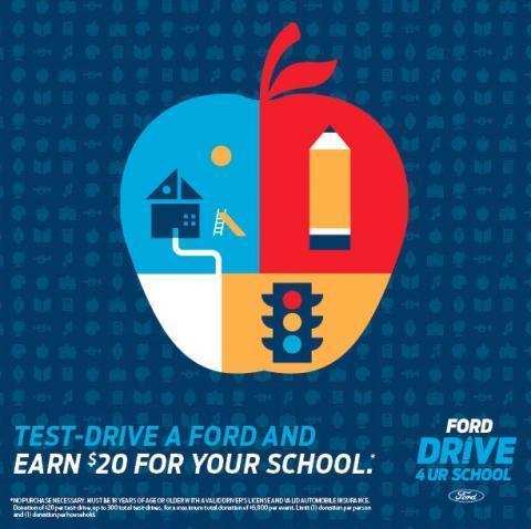 Ford Fundraiser