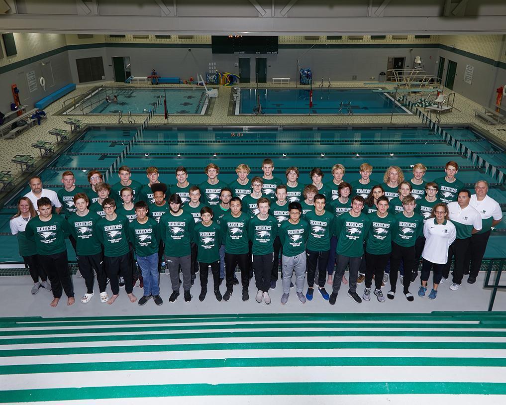 2019-20 Boys Swimming & Diving