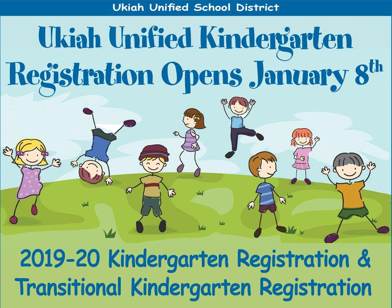 Kindergarten Registration Now Open! Thumbnail Image