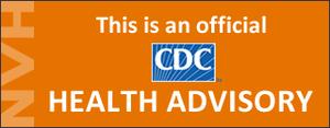 Official CDC Health Advisory
