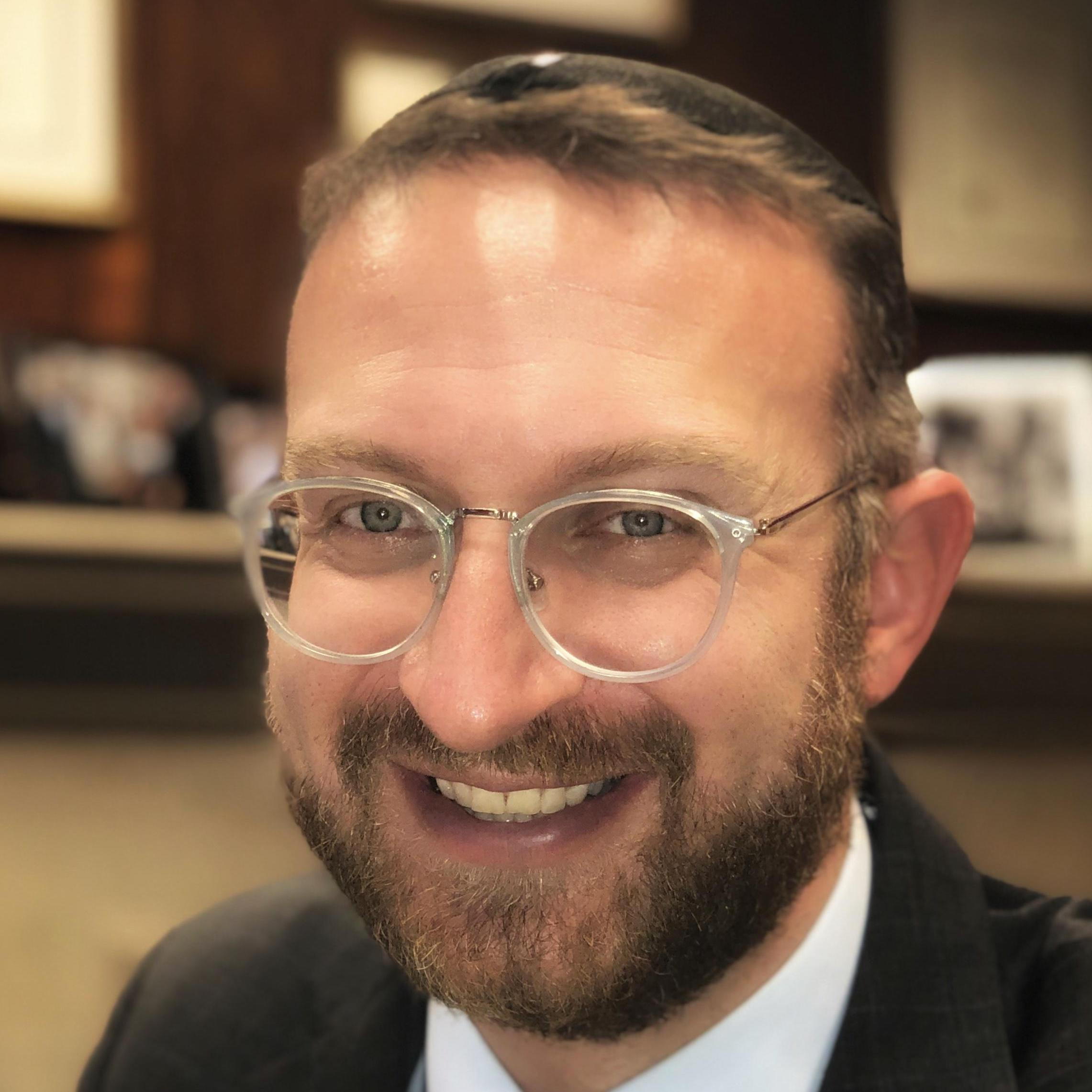 Rabbi Dr. Gil S. Perl's Profile Photo
