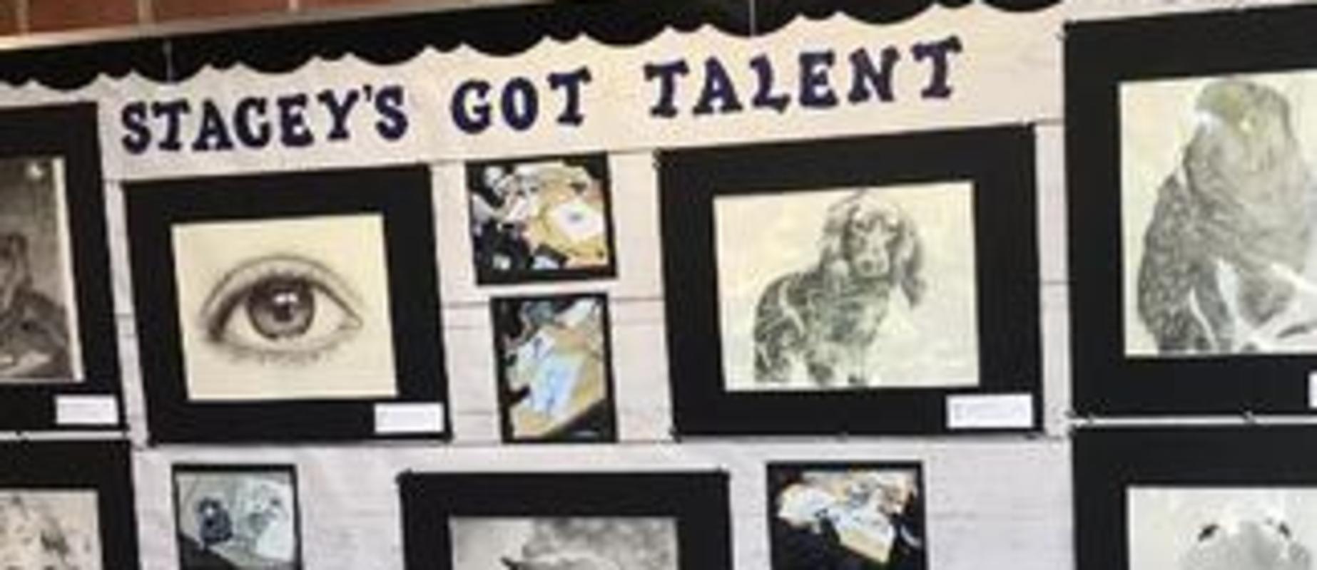 Stacey's Got Talent