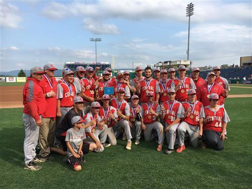 2017 AAA State Champion Baseball Team