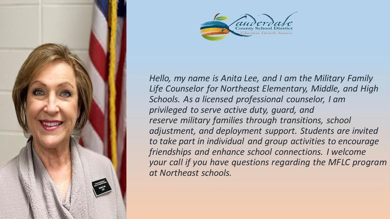 Northeast Military Families Counselor