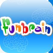fun brain icon/link