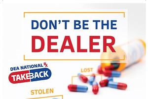 DEA National Rx Takeback