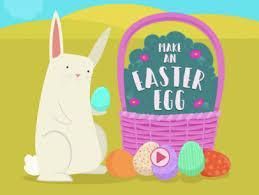 make an Easter egg