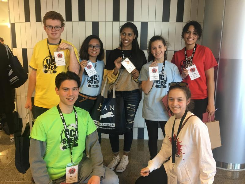 SEVERAL UNION CATHOLIC STUDENTS ATTENDED UNION COUNTY STEP SUMMIT Thumbnail Image