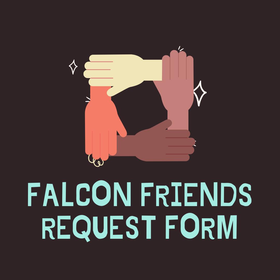 falcon friends request form