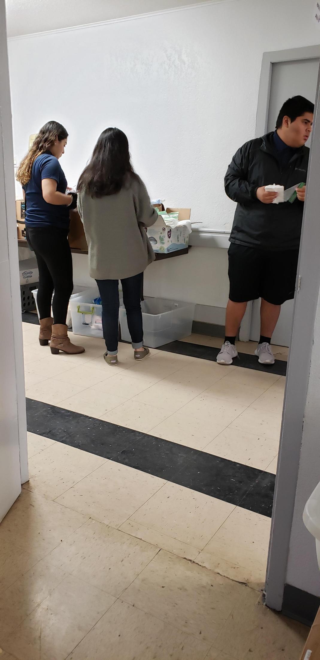 BPA at Catholic Charities Respite Center