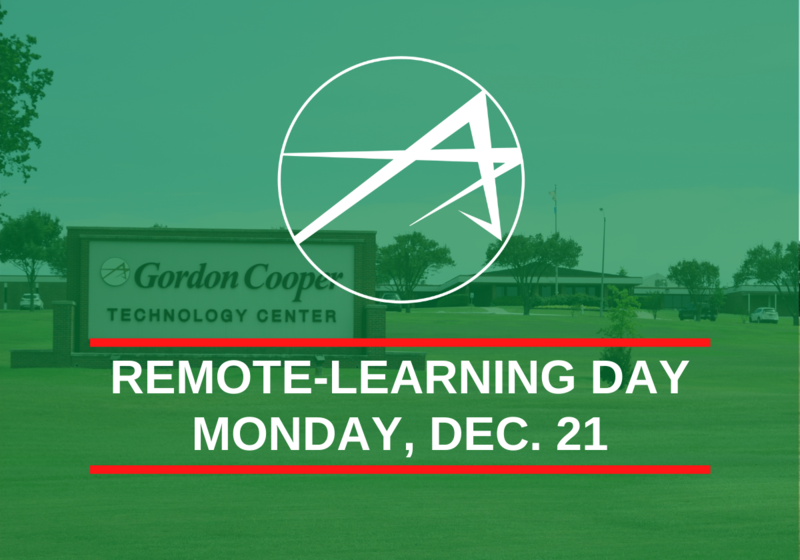 Remote-Learning Day, Dec. 21