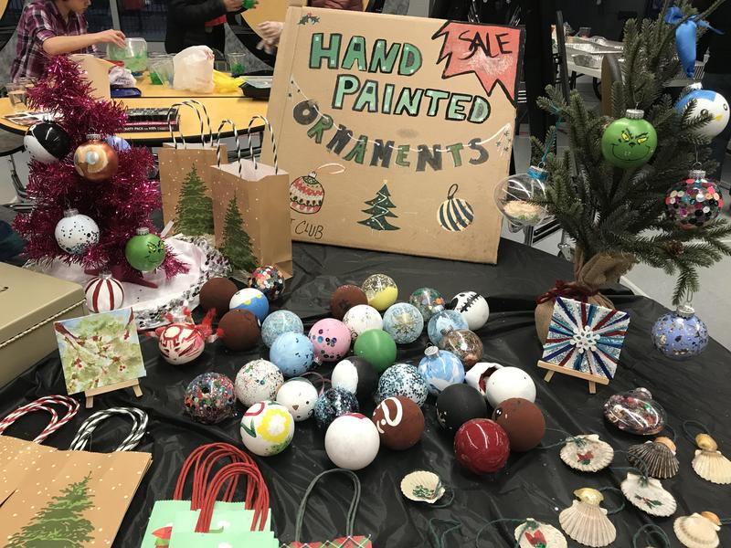 Maspeth High School Paints For The Holidays Featured Photo