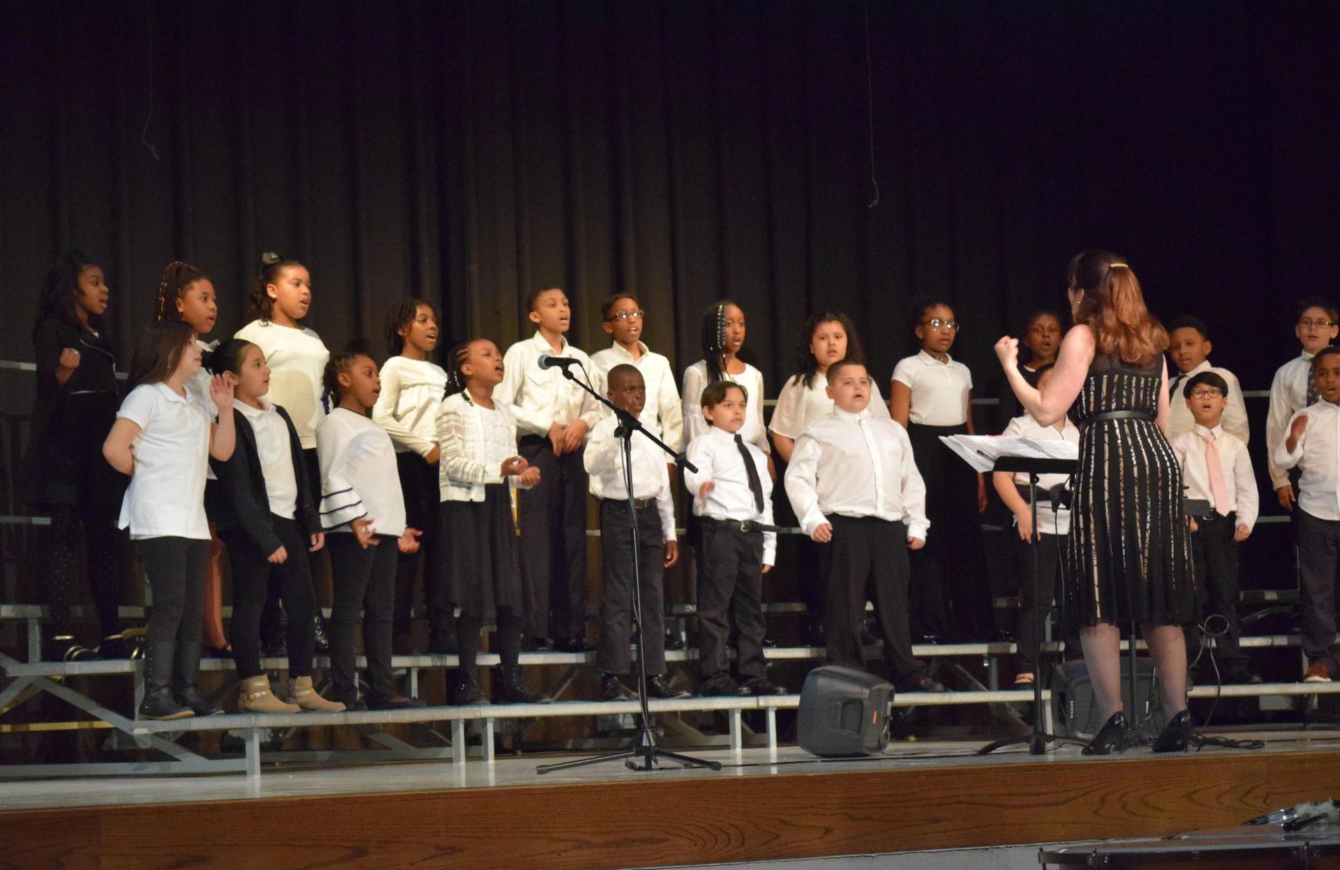 Bluejay Chorus