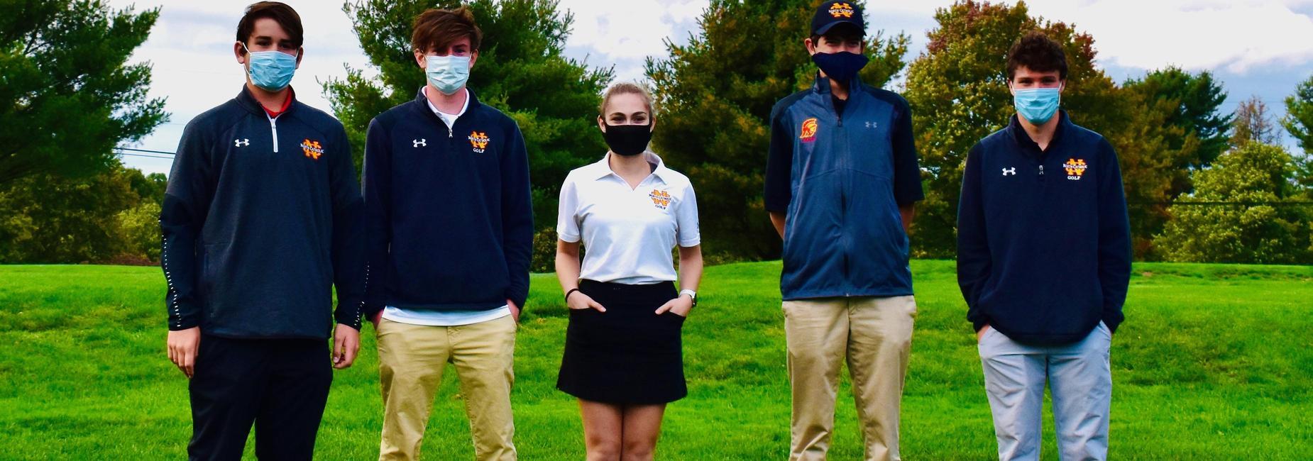 North Catholic Golf Team