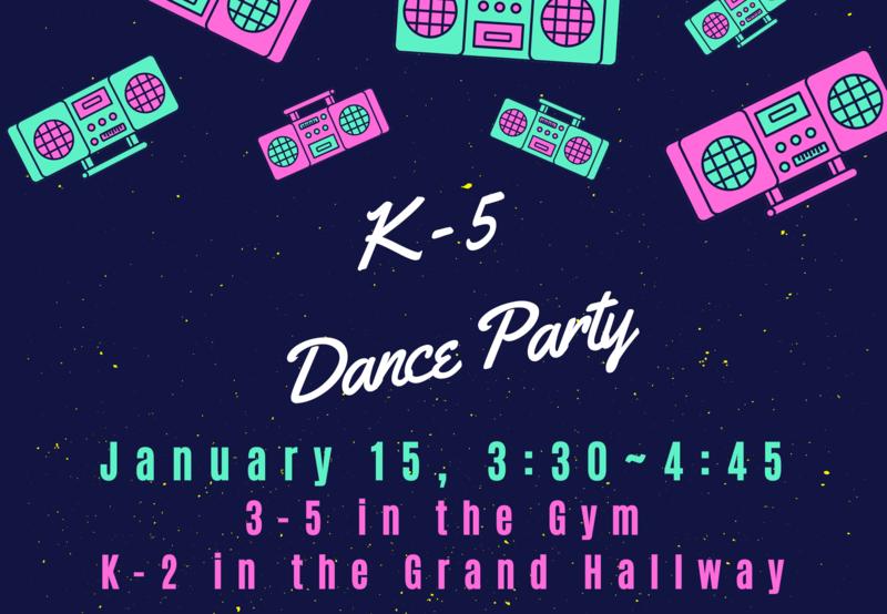 Annual PBIS Winter Dance Thumbnail Image